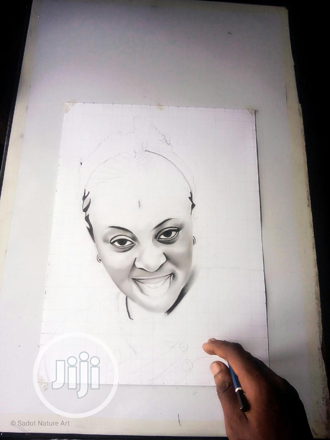 Pencil Drawing 1 | Arts & Crafts for sale in Victoria Island, Lagos State, Nigeria