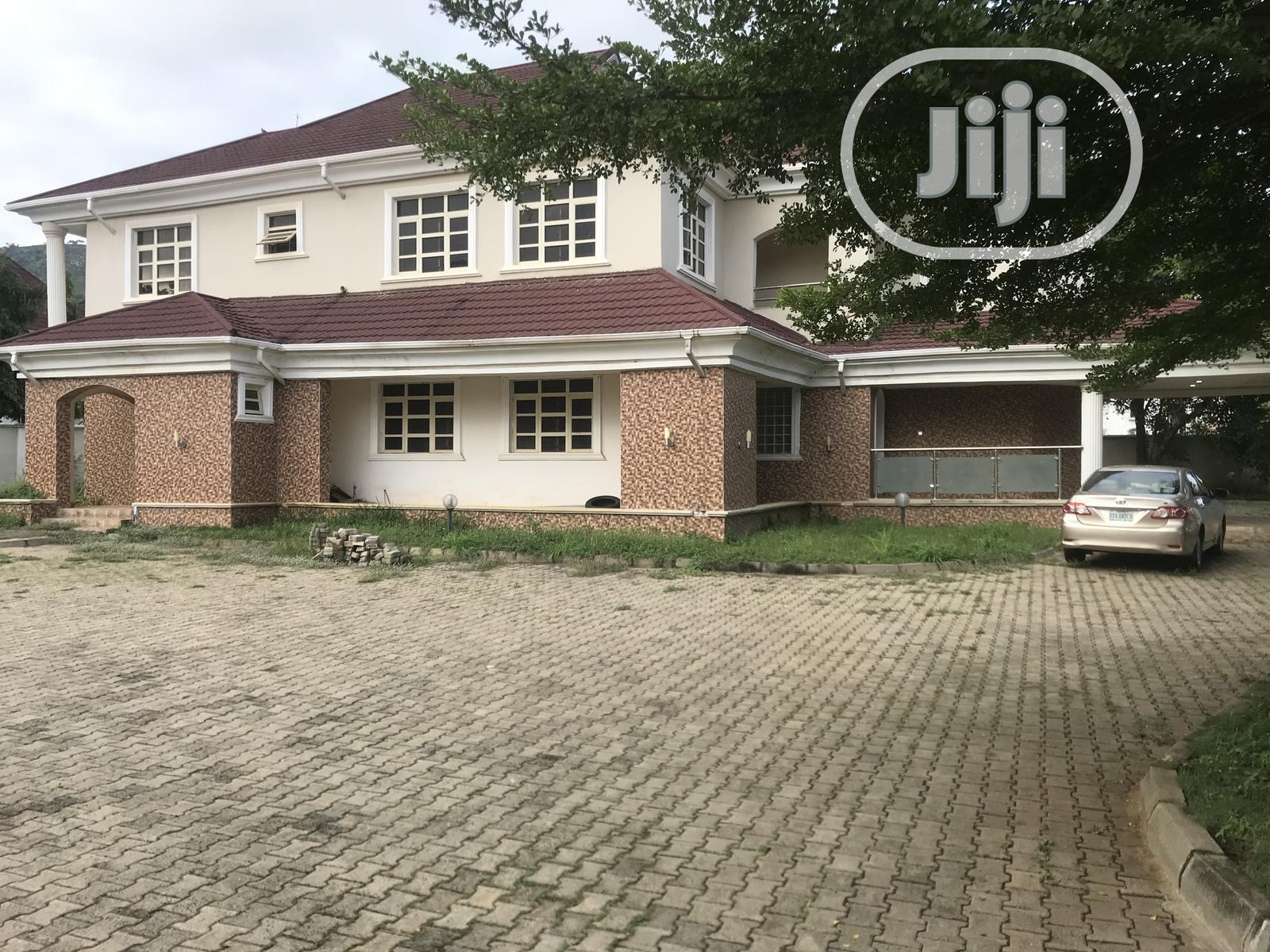 New 5 Bedroom Duplex With Guest Chalet Bq | Houses & Apartments For Sale for sale in Katampe, Abuja (FCT) State, Nigeria