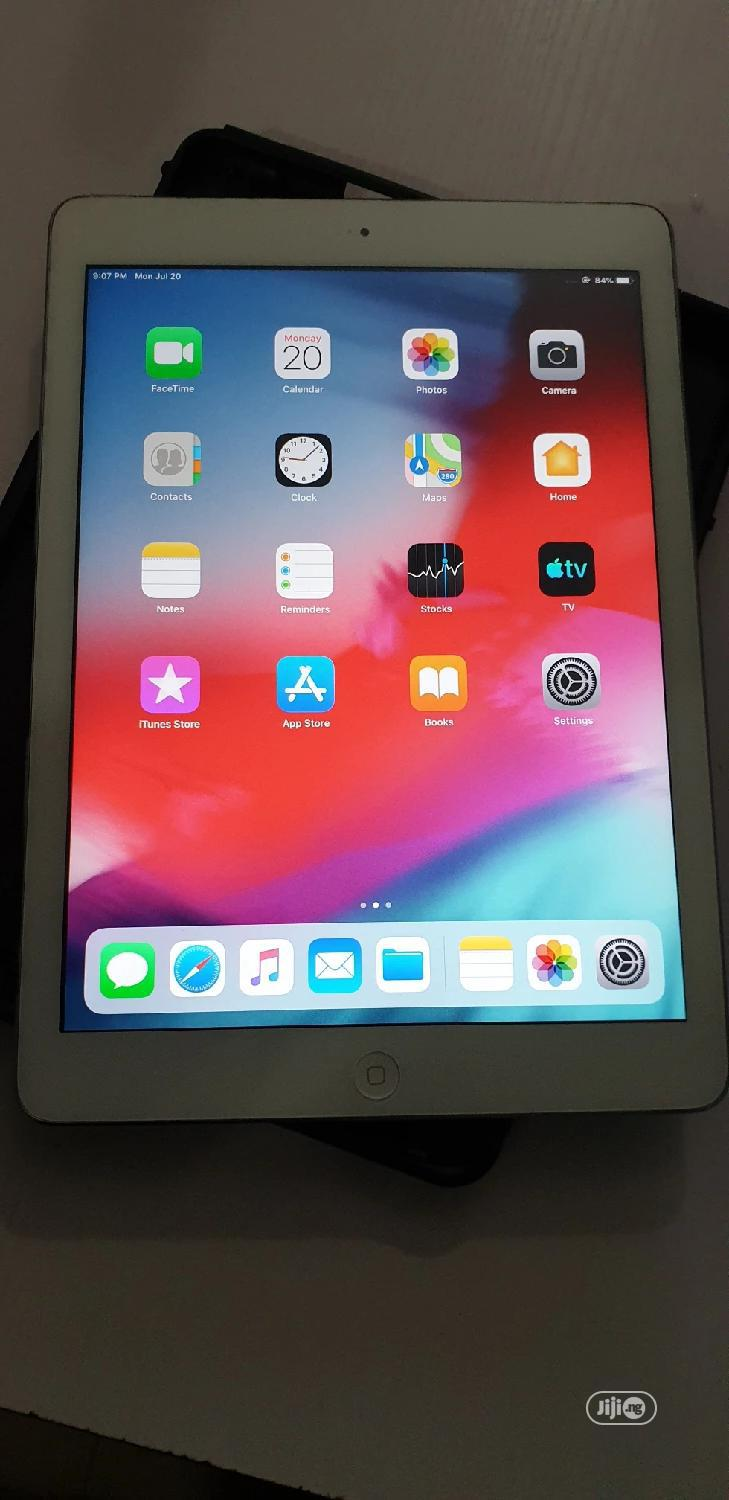Apple iPad Air 16 GB White | Tablets for sale in Central Business Dis, Abuja (FCT) State, Nigeria