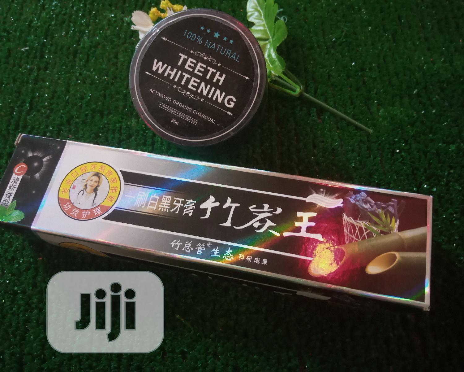 Archive: Teeth Whitening Charcoal Powder and Paste Free Delivery