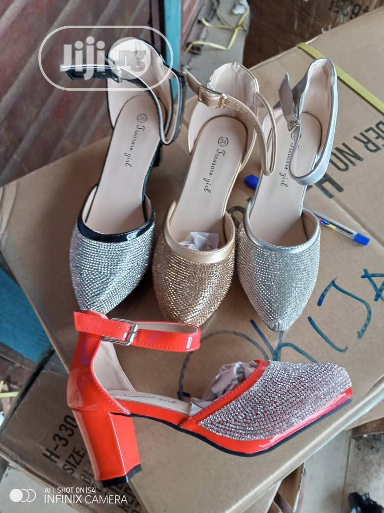 New Arrivals Girl Cover Shoe's | Children's Shoes for sale in Ojo, Lagos State, Nigeria