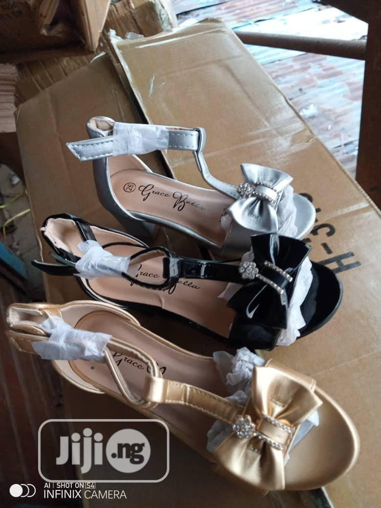 New Arrivals Designer Girls Cover Shoe's | Children's Shoes for sale in Ojo, Lagos State, Nigeria