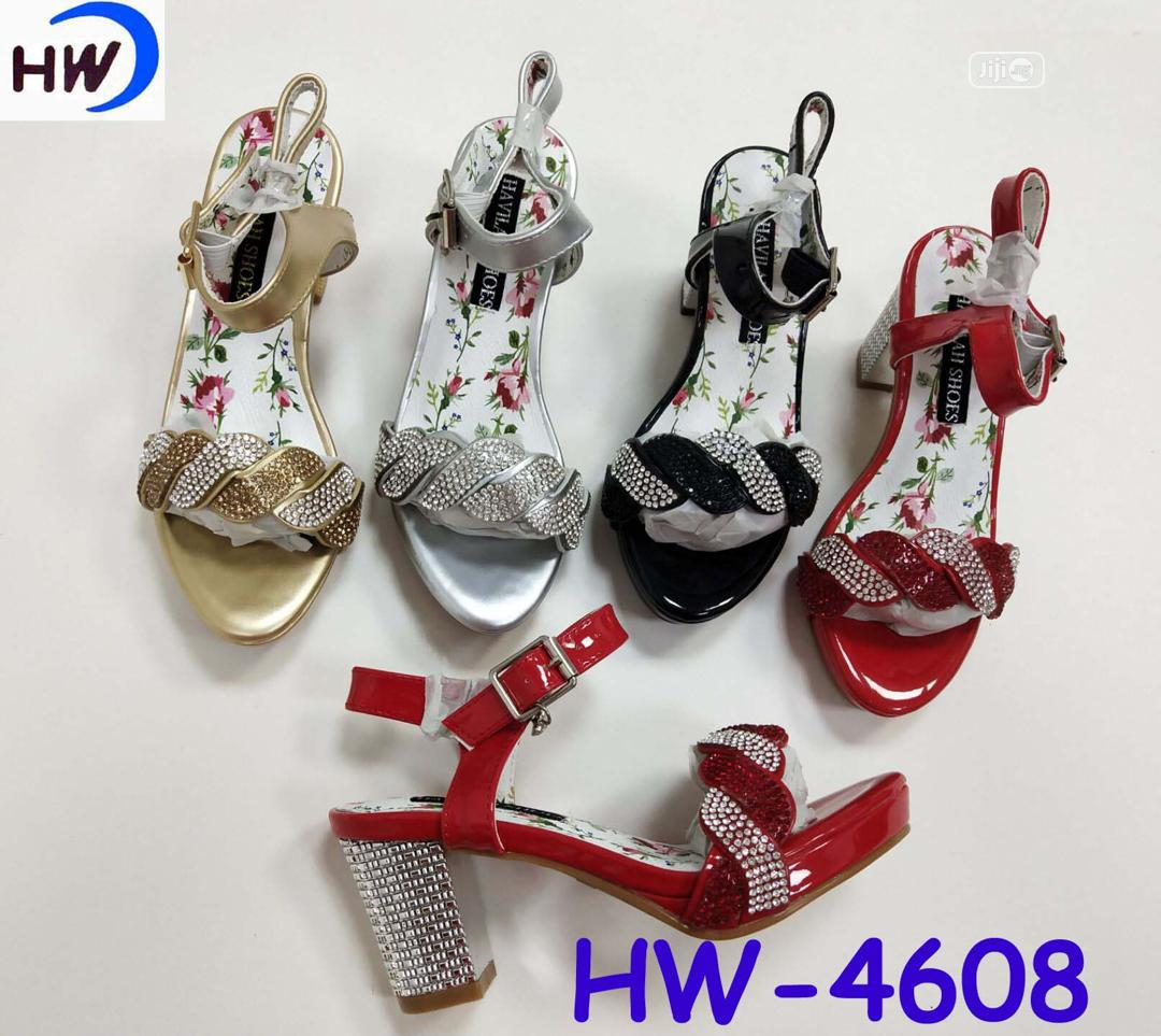 New Arrivals Designer Girls Cover Shoe's   Children's Shoes for sale in Ojo, Lagos State, Nigeria