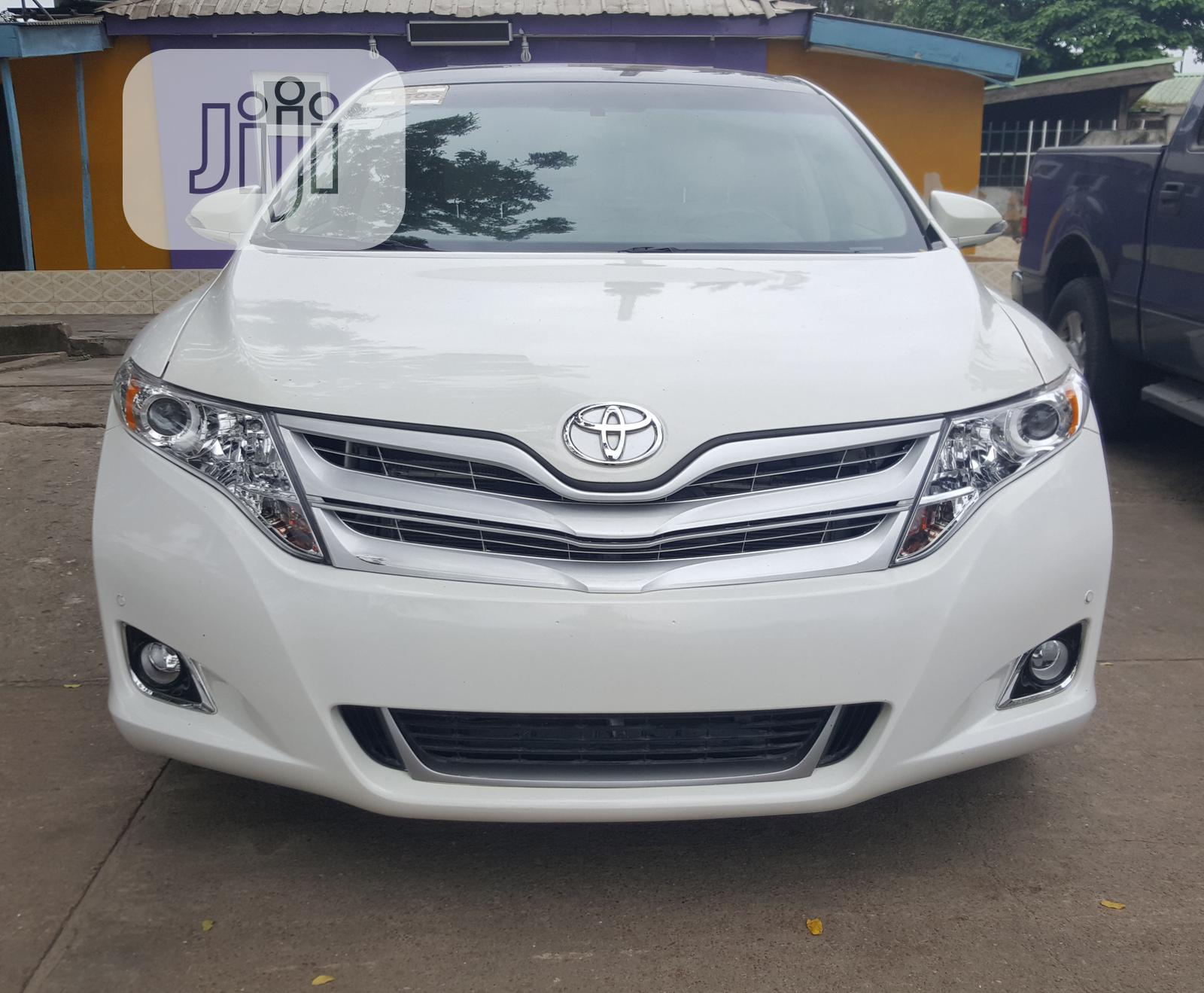 Toyota Venza 2014 White In Lagos Island Cars The Merry Life Jiji Ng For Sale In Lagos Island Buy Cars From The Merry Life On Jiji Ng