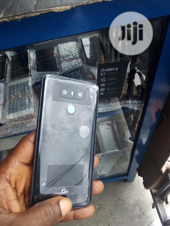 LG G6 32 GB Blue