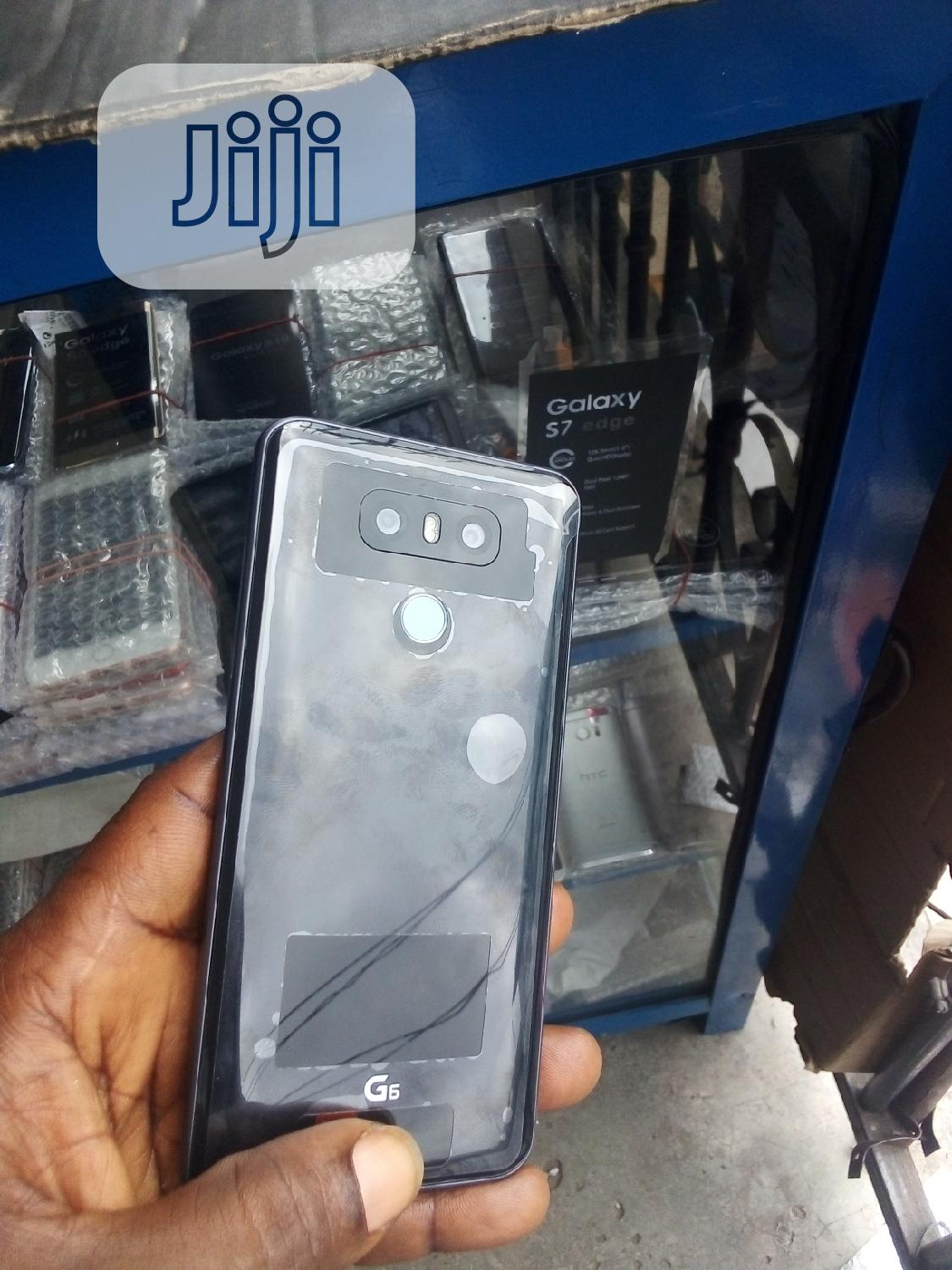 LG G6 32 GB Blue | Mobile Phones for sale in Ikeja, Lagos State, Nigeria