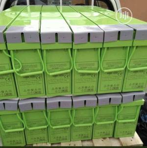 12v 200ah Monbat Slim Solar Battery | Solar Energy for sale in Lagos State, Maryland