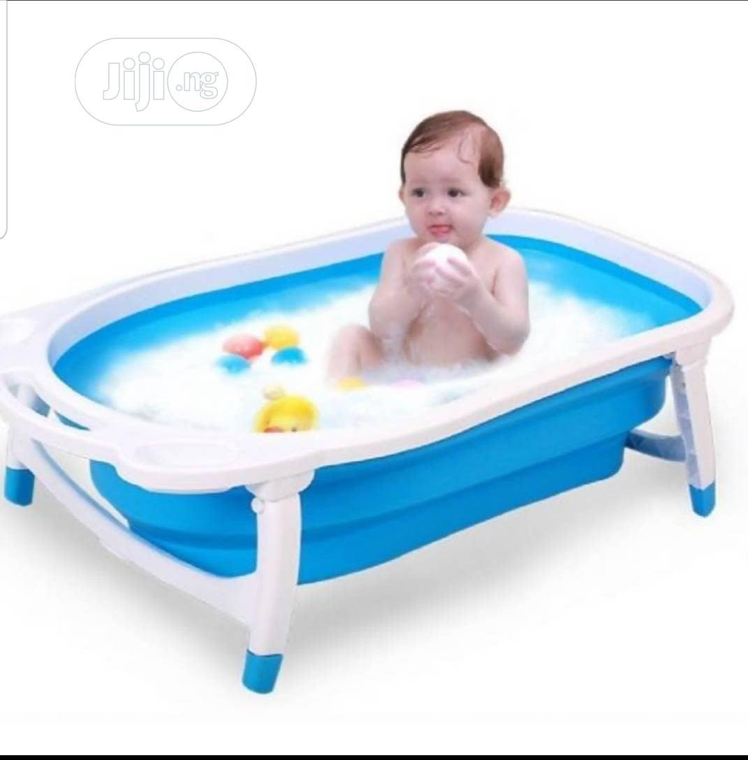 Archive: Foldable Baby Bath
