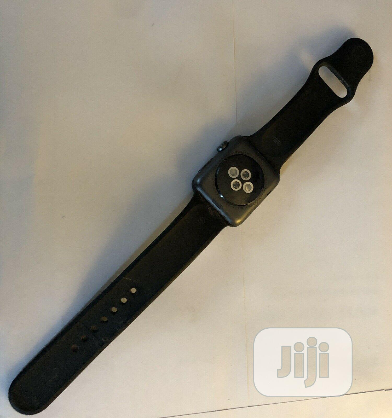 38mm Apple Watch Series 2 (Direct UK Used) | Smart Watches & Trackers for sale in Ikeja, Lagos State, Nigeria