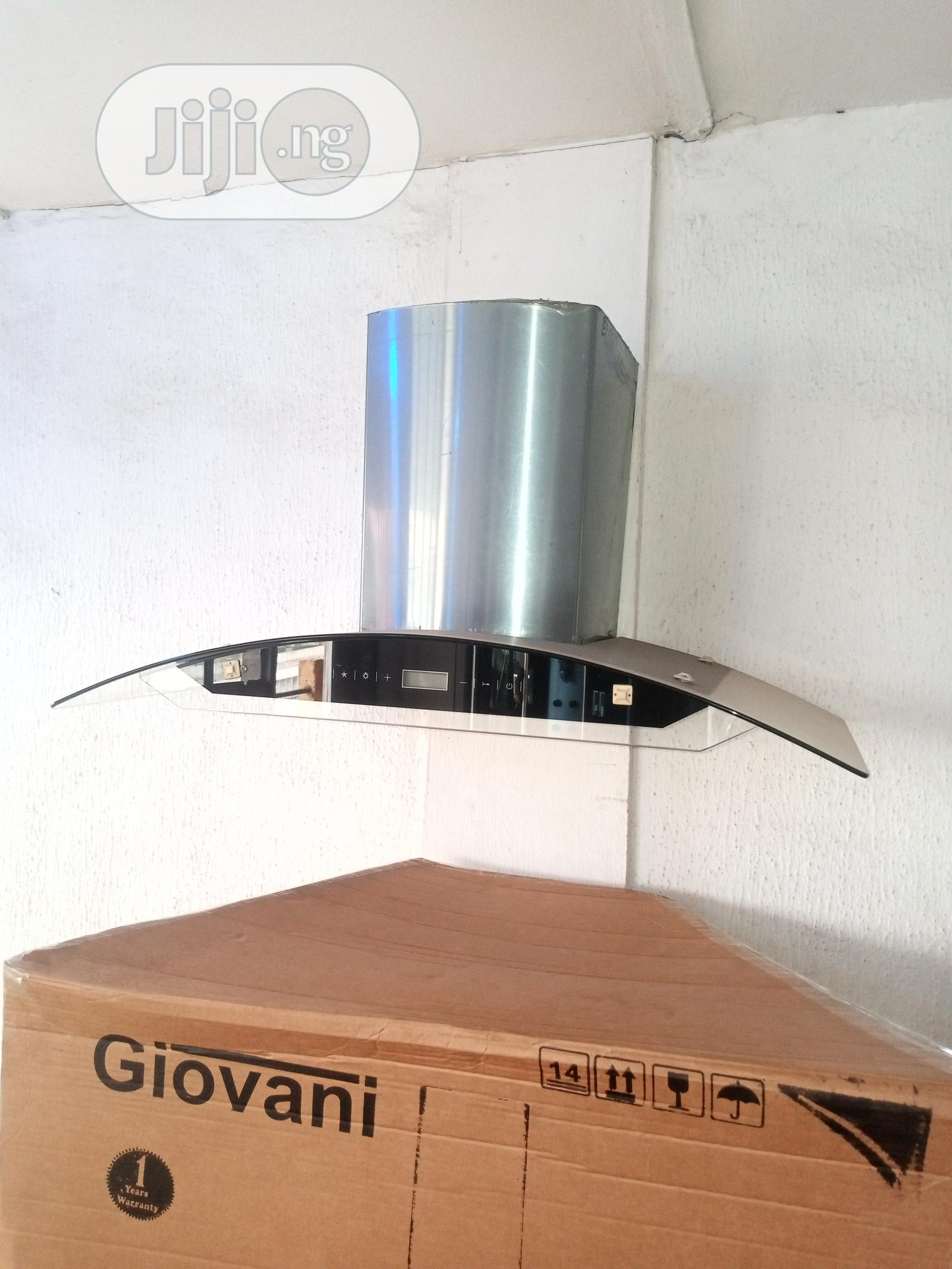 Kitchen Hood Extractor
