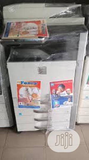 Sharp Mx4112 Direct Image Color Photocopies | Printers & Scanners for sale in Lagos State, Surulere