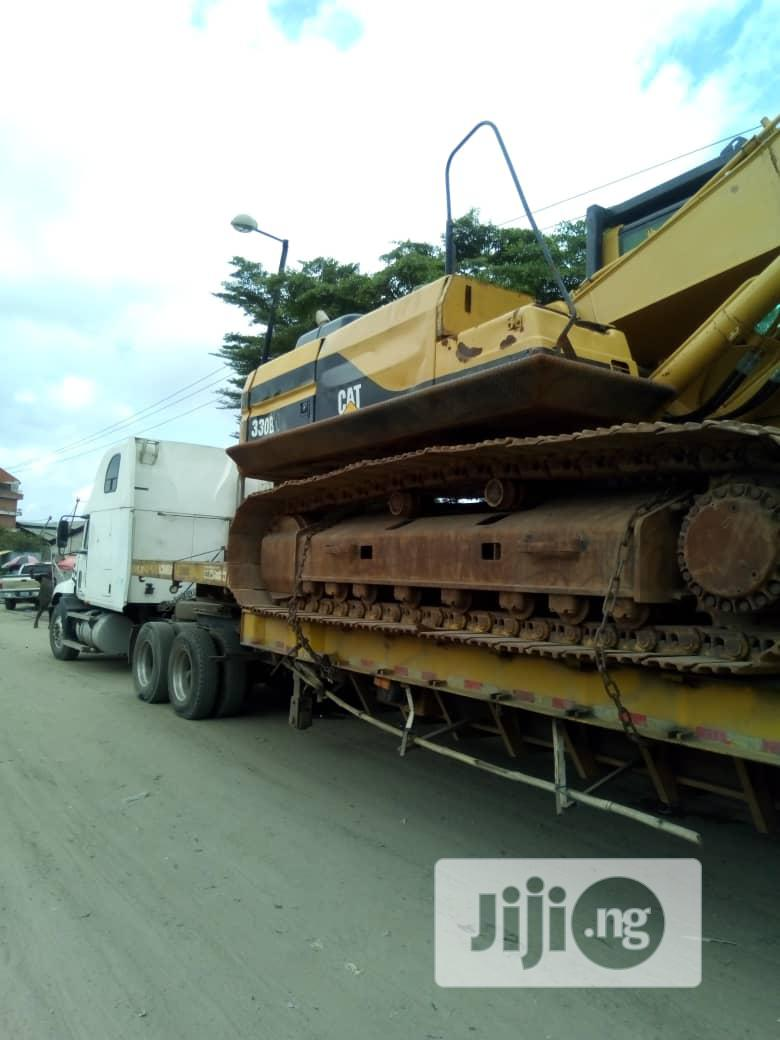 Tokunbo 330BL Excavator Sale | Heavy Equipment for sale in Ajah, Lagos State, Nigeria