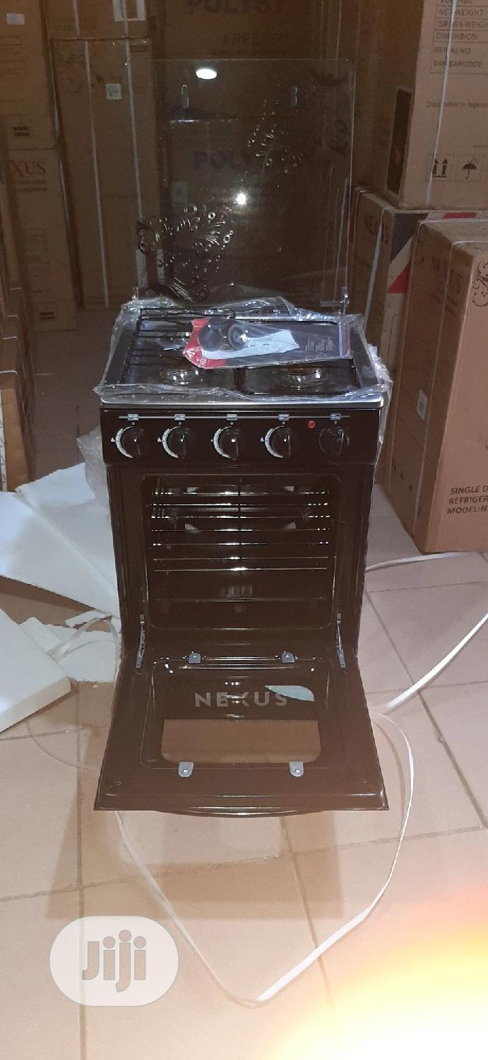 Nexus Cooker 3gas 1hot Plate | Kitchen Appliances for sale in Central Business Dis, Abuja (FCT) State, Nigeria