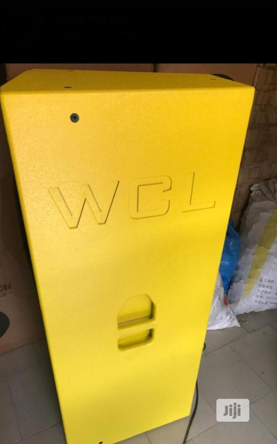 Archive: Wcl Double Speaker
