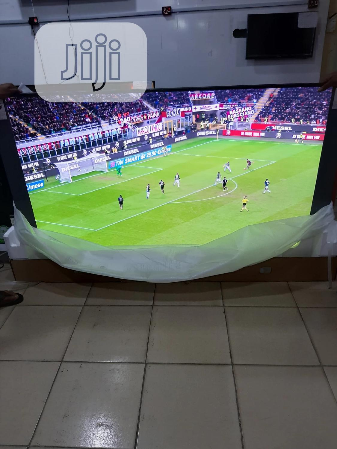 Hisense LED 55inches Smart Curved | TV & DVD Equipment for sale in Central Business Dis, Abuja (FCT) State, Nigeria