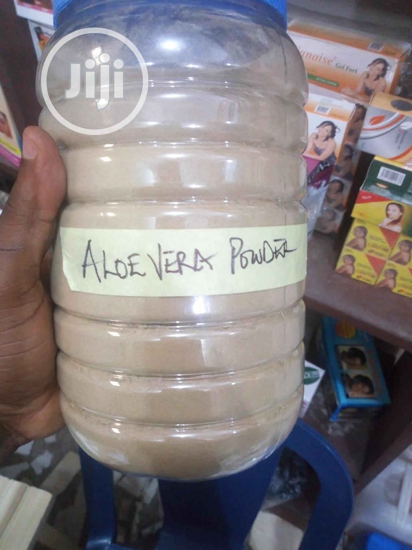Archive: Aloe Vera Powder For Skin Care