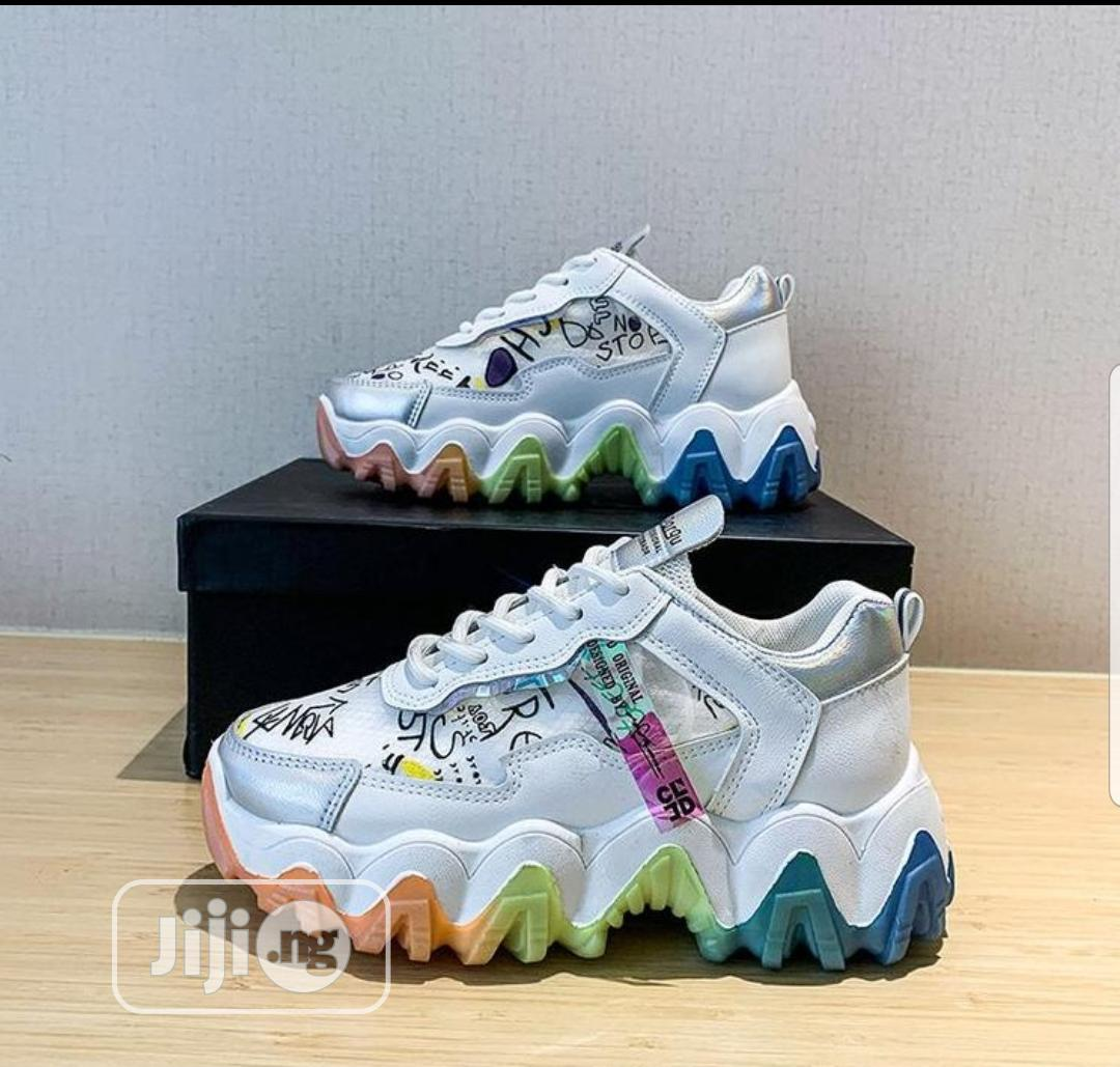Sneaker Shoe With The Best Design And