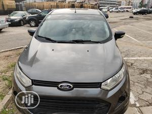 Ford EcoSport 2015 Gray   Cars for sale in Lagos State, Oshodi
