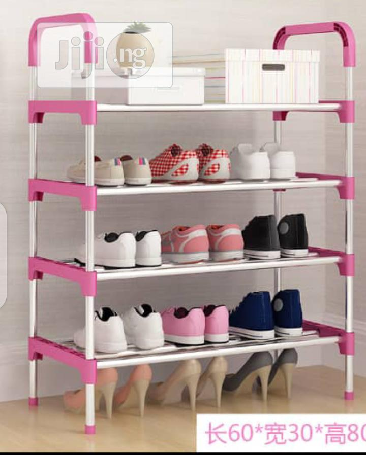 Archive: 4 Layer Shoe Rack