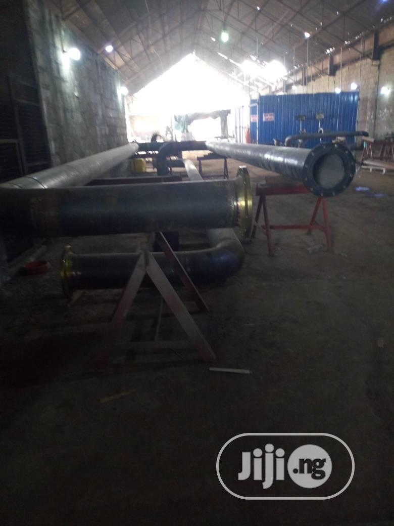Archive: Fabrication Services