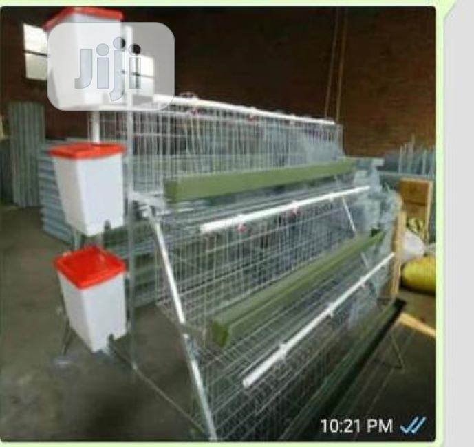 Newly Imported Cage For Either Layers Or Broilers Chicken