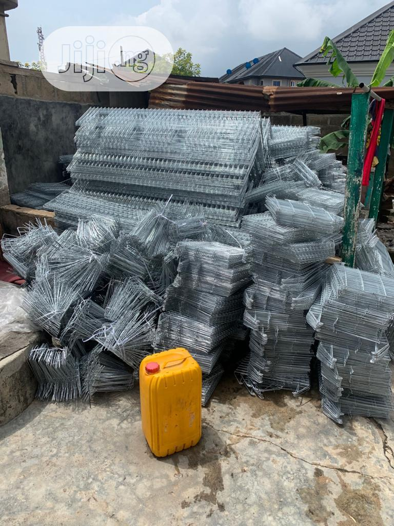 Newly Imported Cage For Either Layers Or Broilers Chicken | Farm Machinery & Equipment for sale in Ikeja, Lagos State, Nigeria