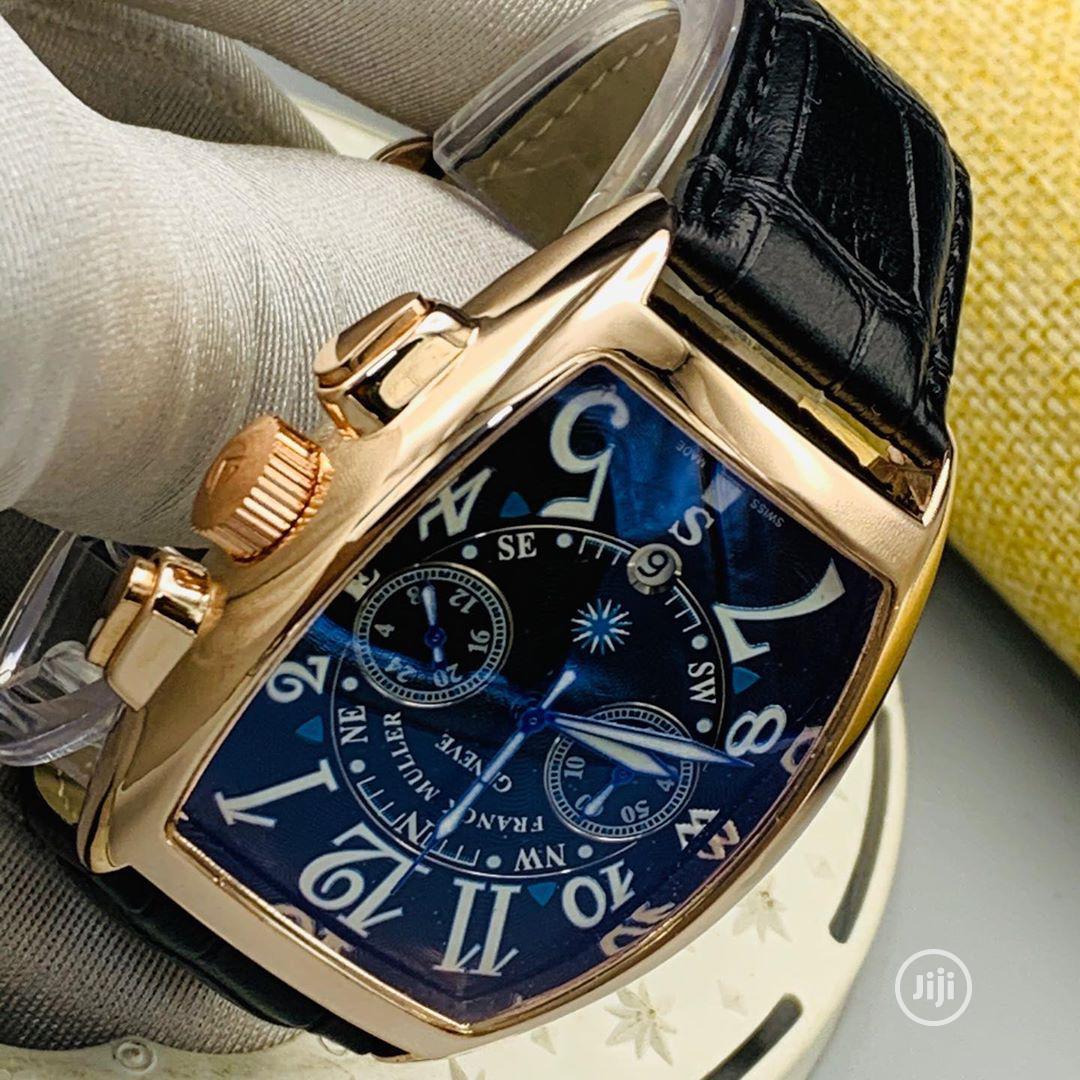 Franck Muller Wristwatch