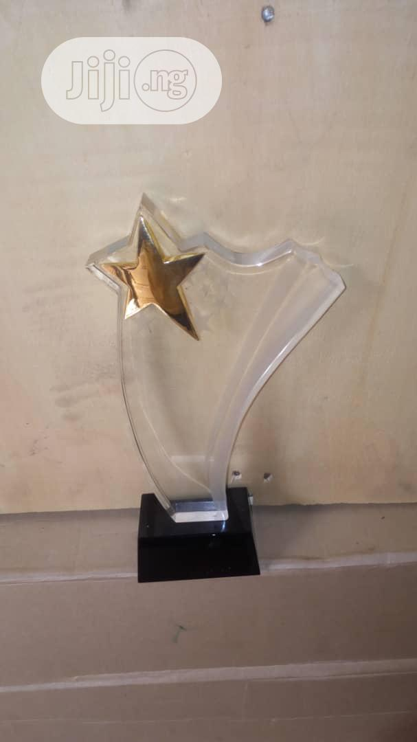 Archive: Crystal Glass Award