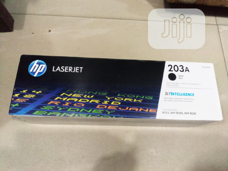HP 203A Toner Cartridge Black