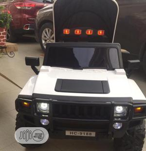 Rugged Hummer Ride on Car for Kids Double Seat | Toys for sale in Lagos State, Lekki