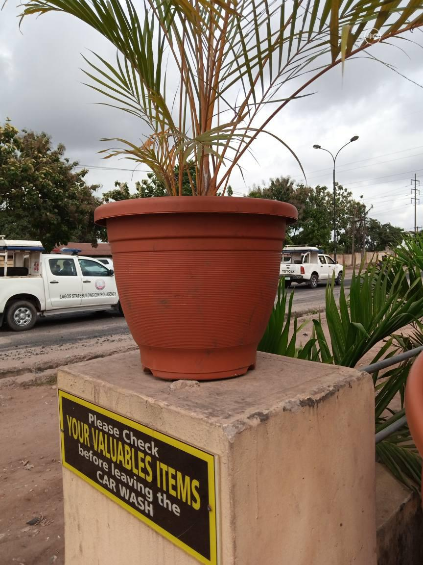 Plastic Flower Pot | Garden for sale in Agege, Lagos State, Nigeria