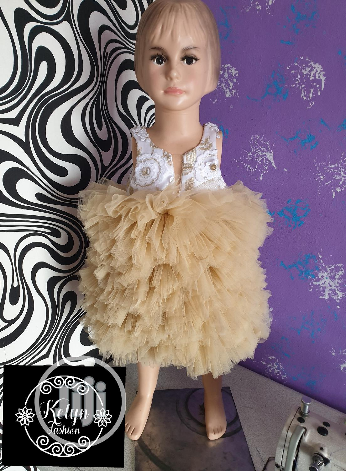 Archive: Cup Cake Dress For Ur 1 And 2 Years Old Daughters