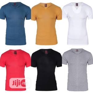 Uzem 1-245 Short Sleeve T-Shirt M-L   Clothing for sale in Lagos State, Surulere