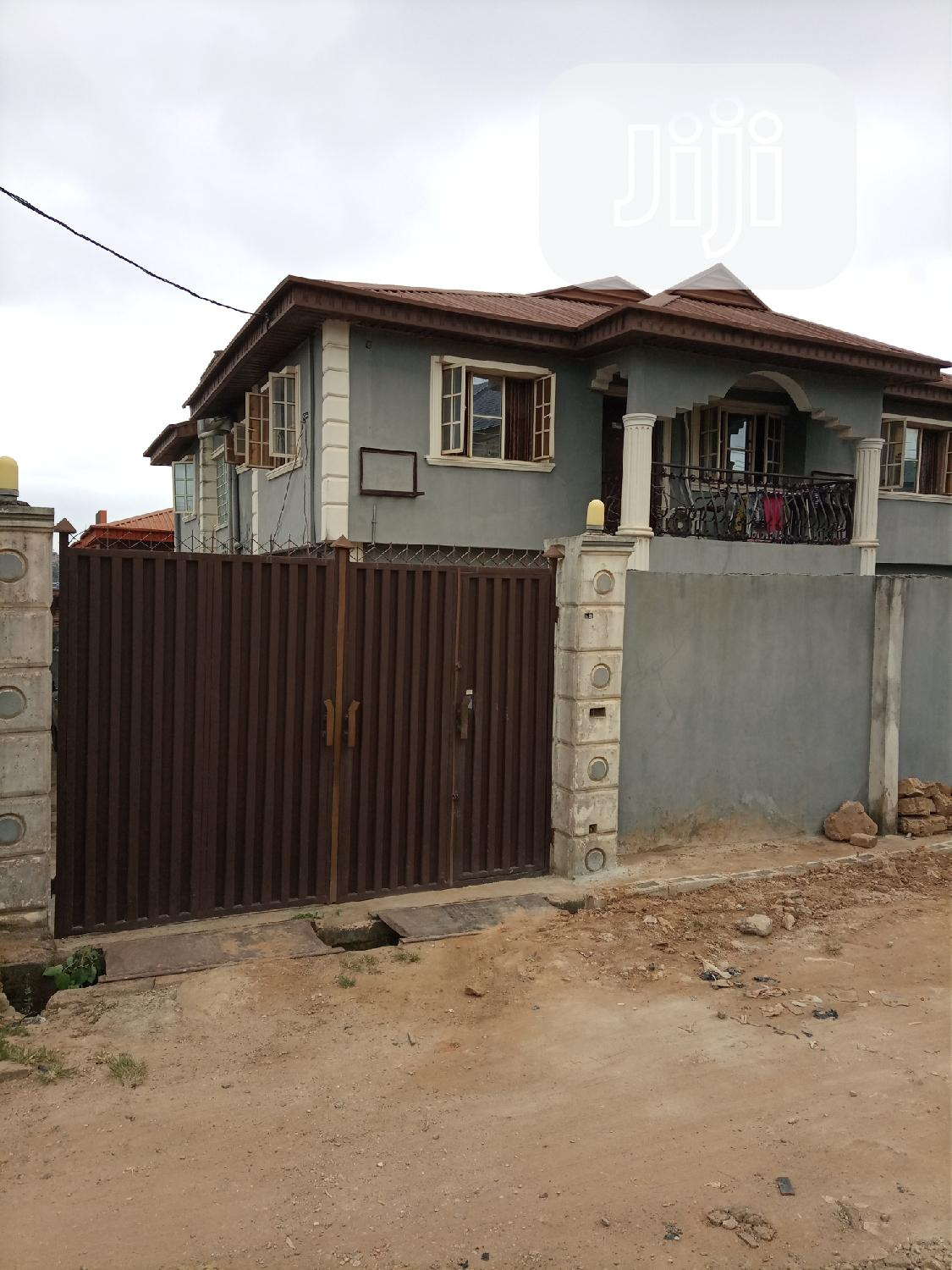 Storey Building of 4 Units Flat | Houses & Apartments For Sale for sale in Ikorodu, Lagos State, Nigeria