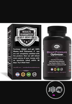 HFL Blood Pressure Optimizer 90 Capsules | Vitamins & Supplements for sale in Lagos State, Yaba