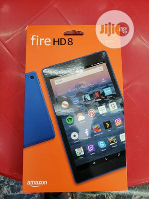 New Amazon Fire HD 8 16 GB Black | Tablets for sale in Lagos State, Ikeja