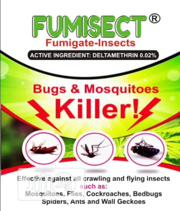 Fumisect Insecticides (Mosquitoes And Pests Killer) 500ml | Home Accessories for sale in Ikeja, Lagos State, Nigeria