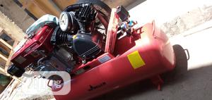 Air Compressor With Engine 5 Horsepower 250 Litre   Manufacturing Equipment for sale in Lagos State, Lekki