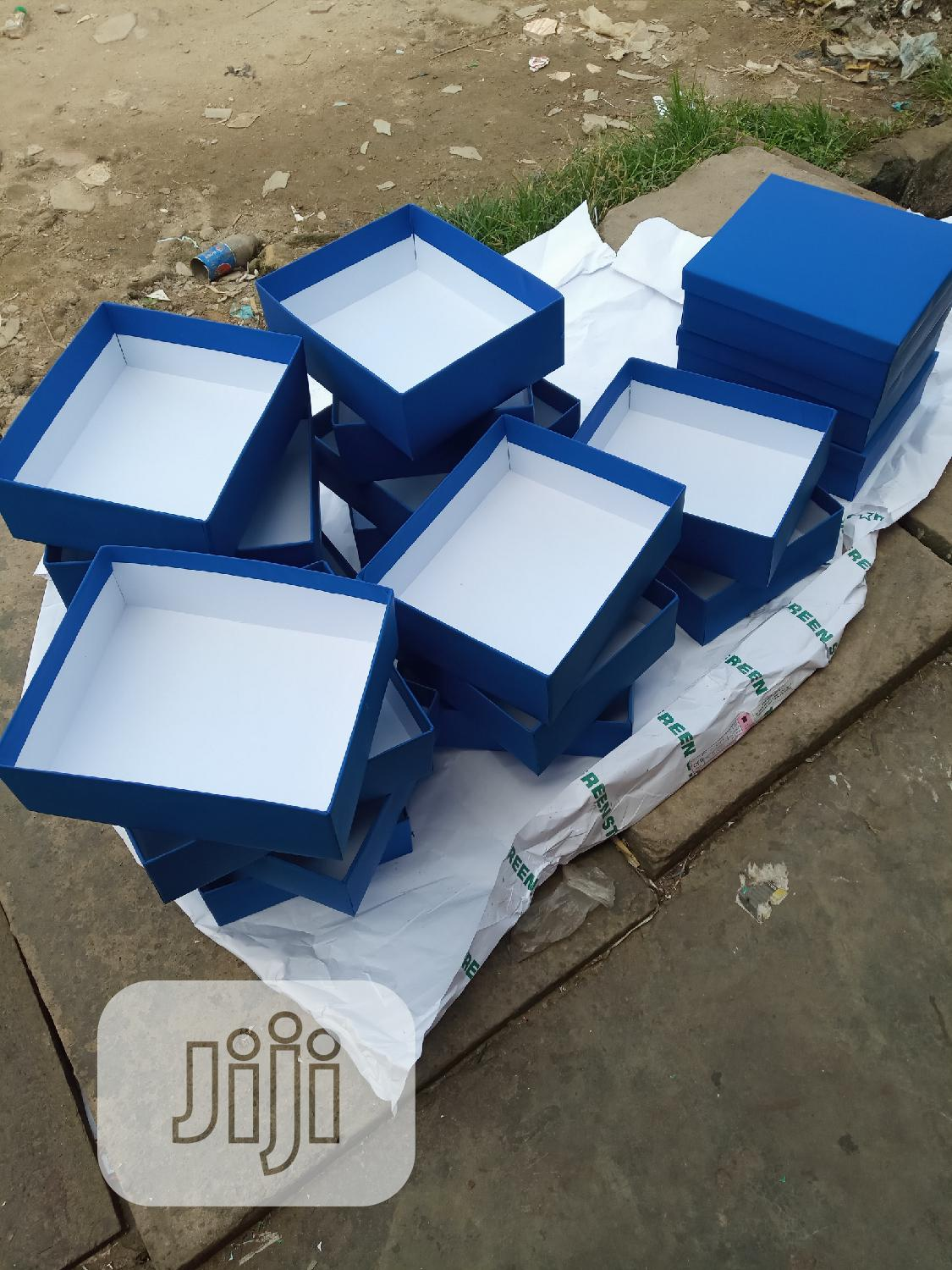 Box And Packaging | Printing Services for sale in Surulere, Lagos State, Nigeria