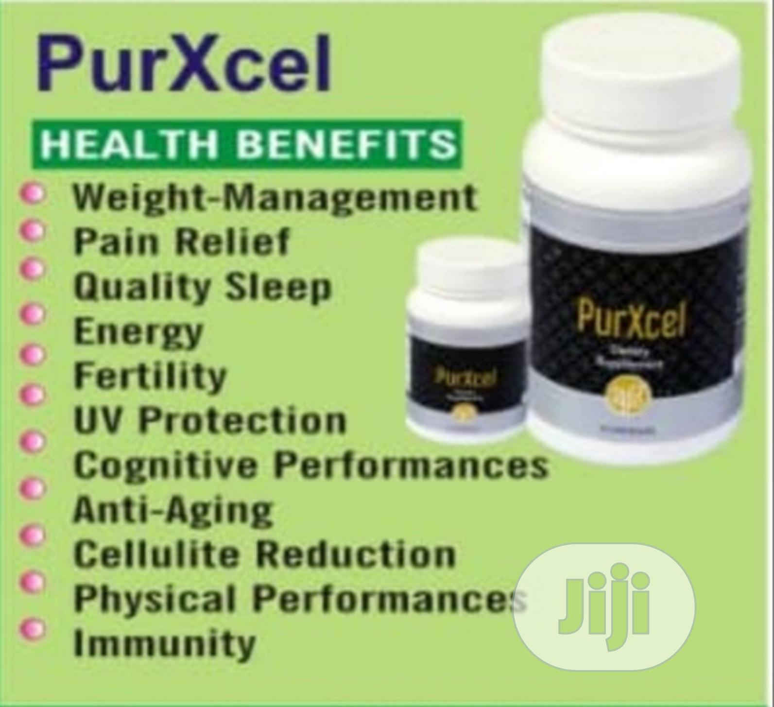PURXCEL- Glutathione Master All-Round Health Improvements. | Vitamins & Supplements for sale in Ojodu, Lagos State, Nigeria