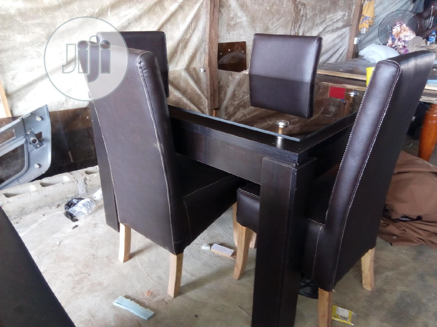 Four Seater Dining Set.