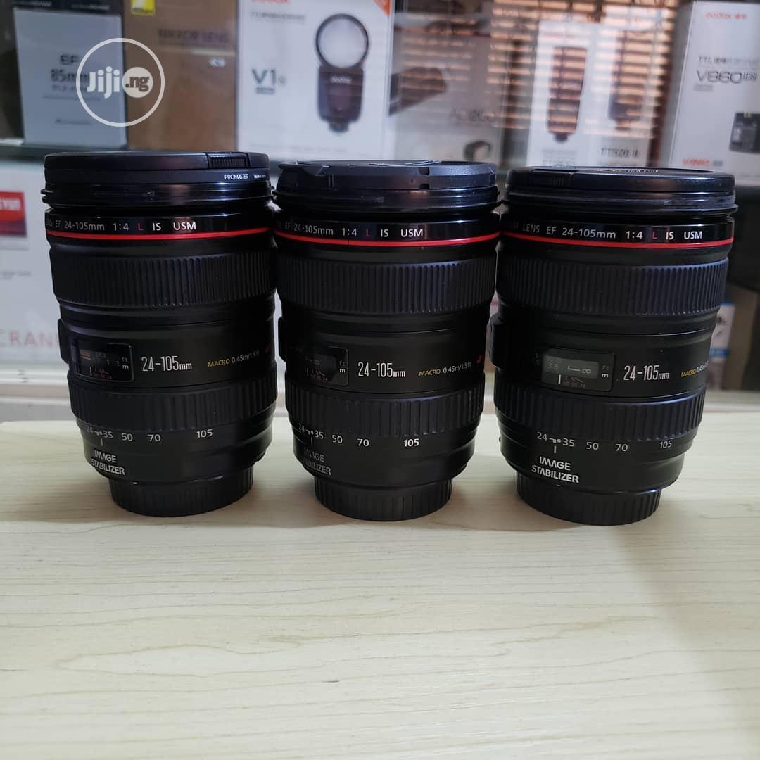 Canon Lens 24-105mm