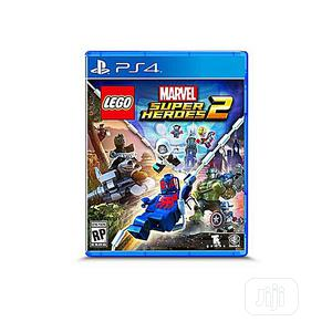 Ps4 Lego Marvel Super Heroes 2 | Video Games for sale in Lagos State, Agege