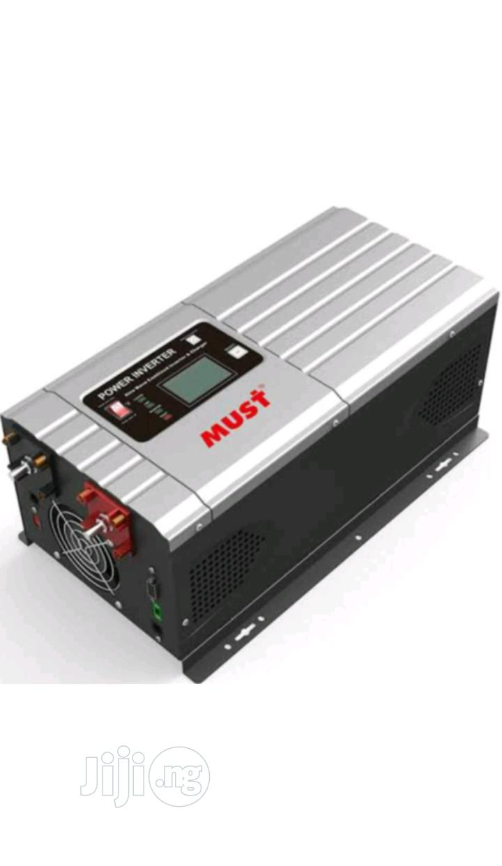 3000watts Must Inverter | Solar Energy for sale in Ojo, Lagos State, Nigeria