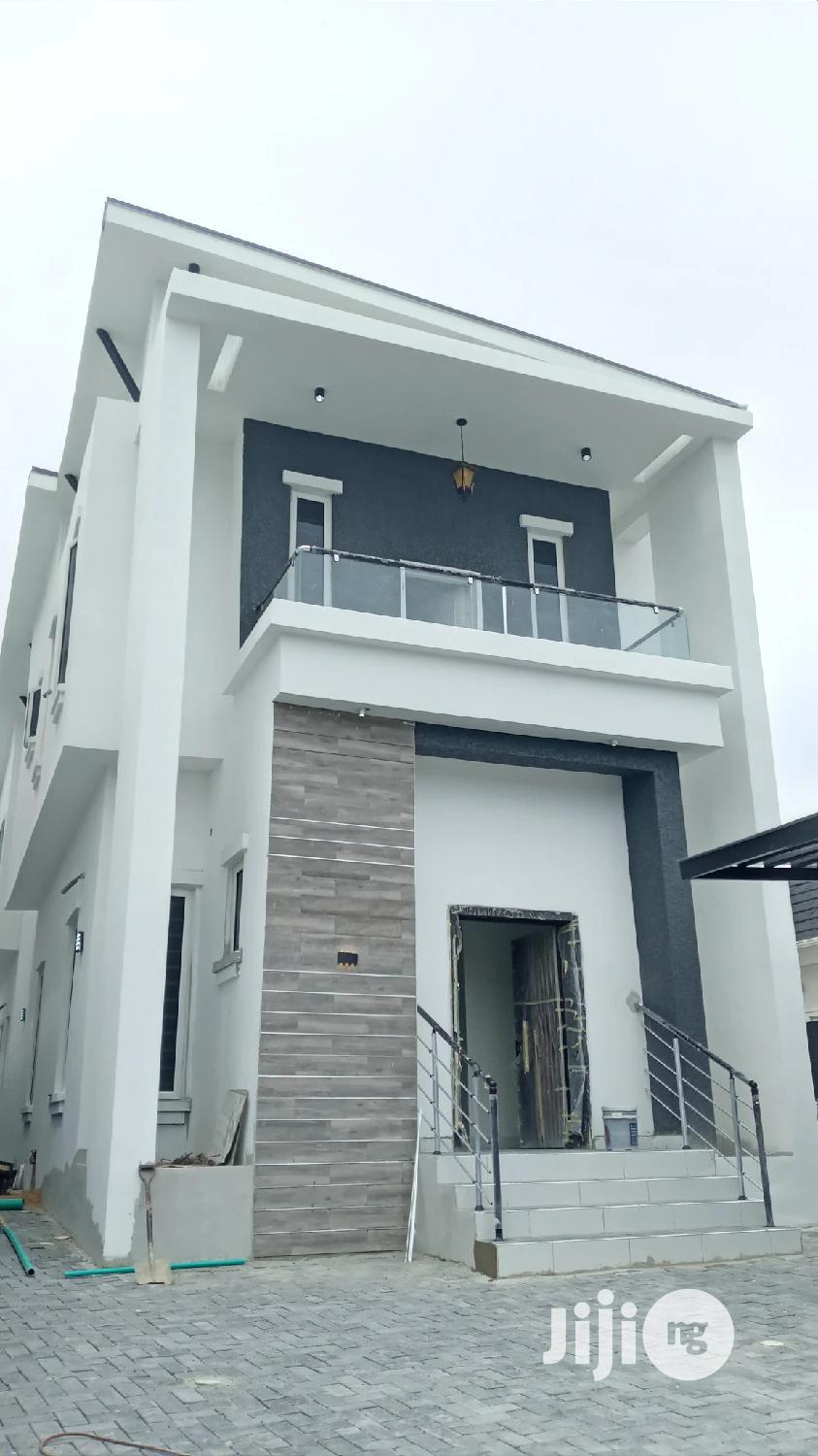 Lovely Finished Contemporary 4bedroom Fully Detached Duplex