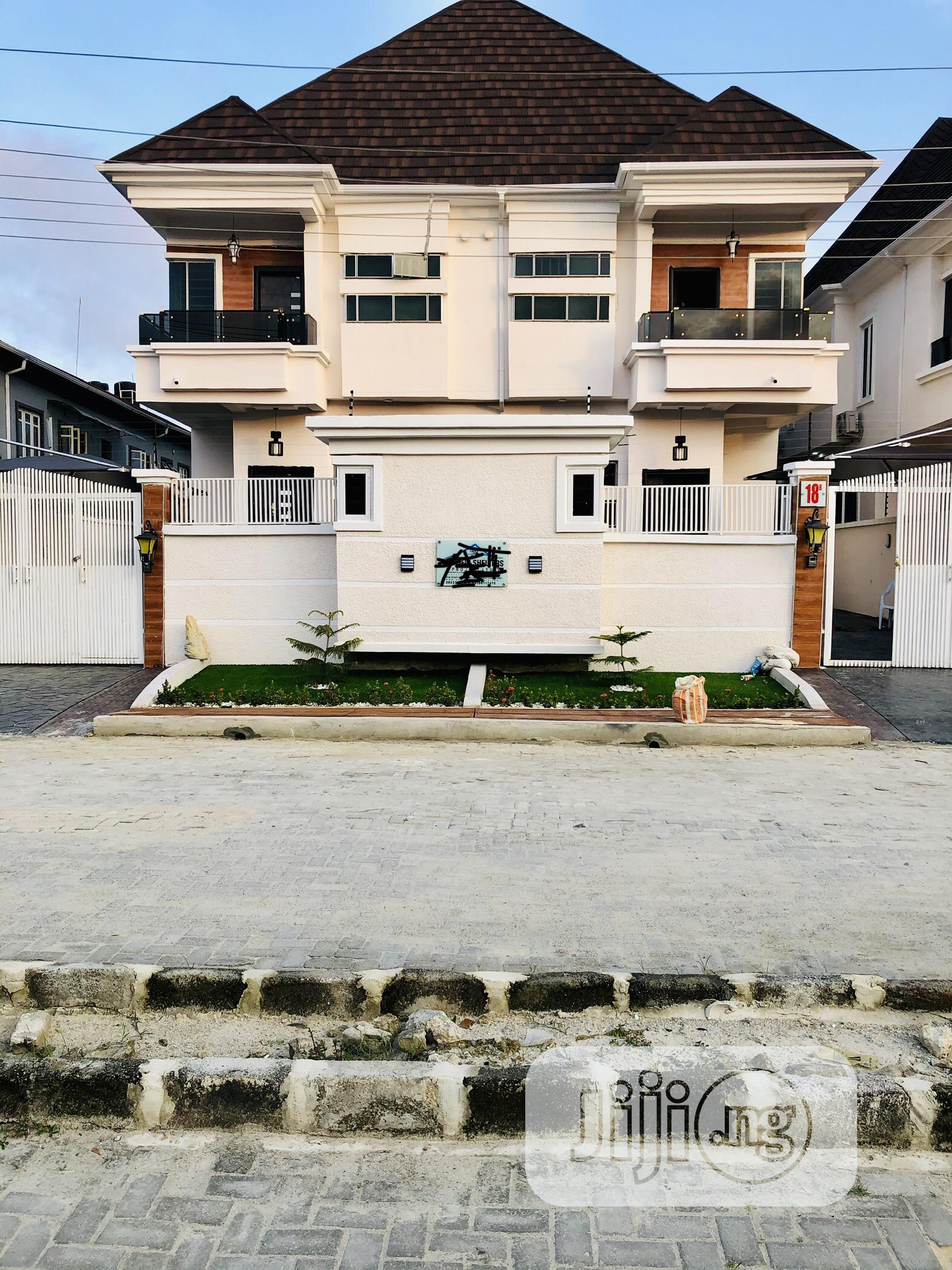 House For Sale In Lekki In A Flood Free Environment
