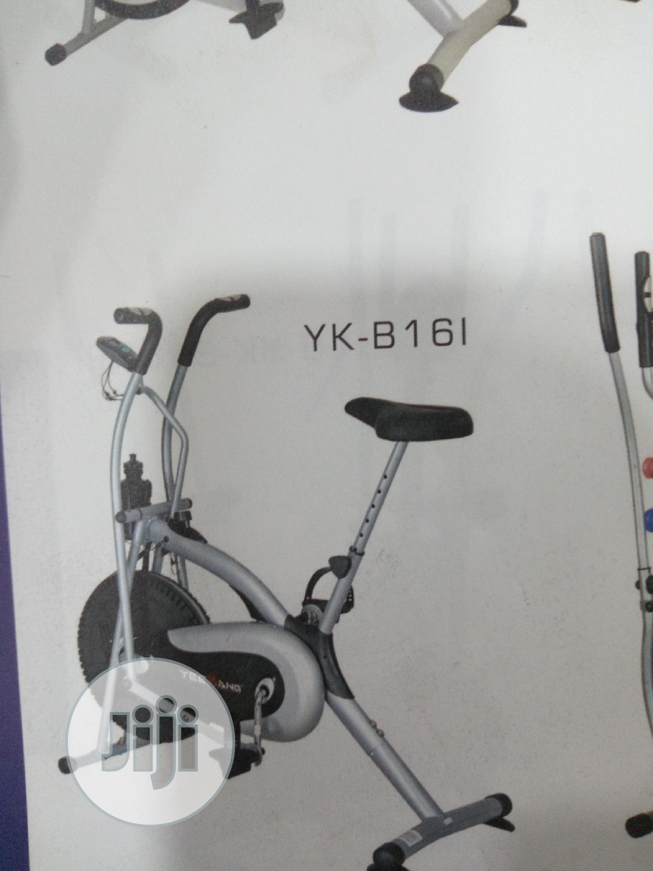 Air Bike Machine | Sports Equipment for sale in Surulere, Lagos State, Nigeria