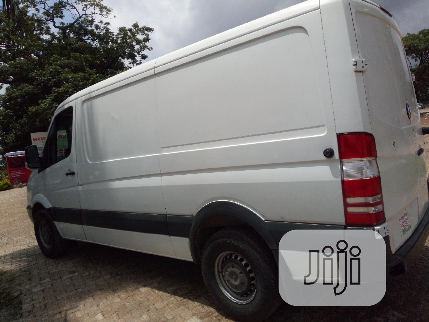 Foreign Used 2010 Mercedes Benz Container Sprinter Bus | Buses & Microbuses for sale in Lokogoma, Abuja (FCT) State, Nigeria