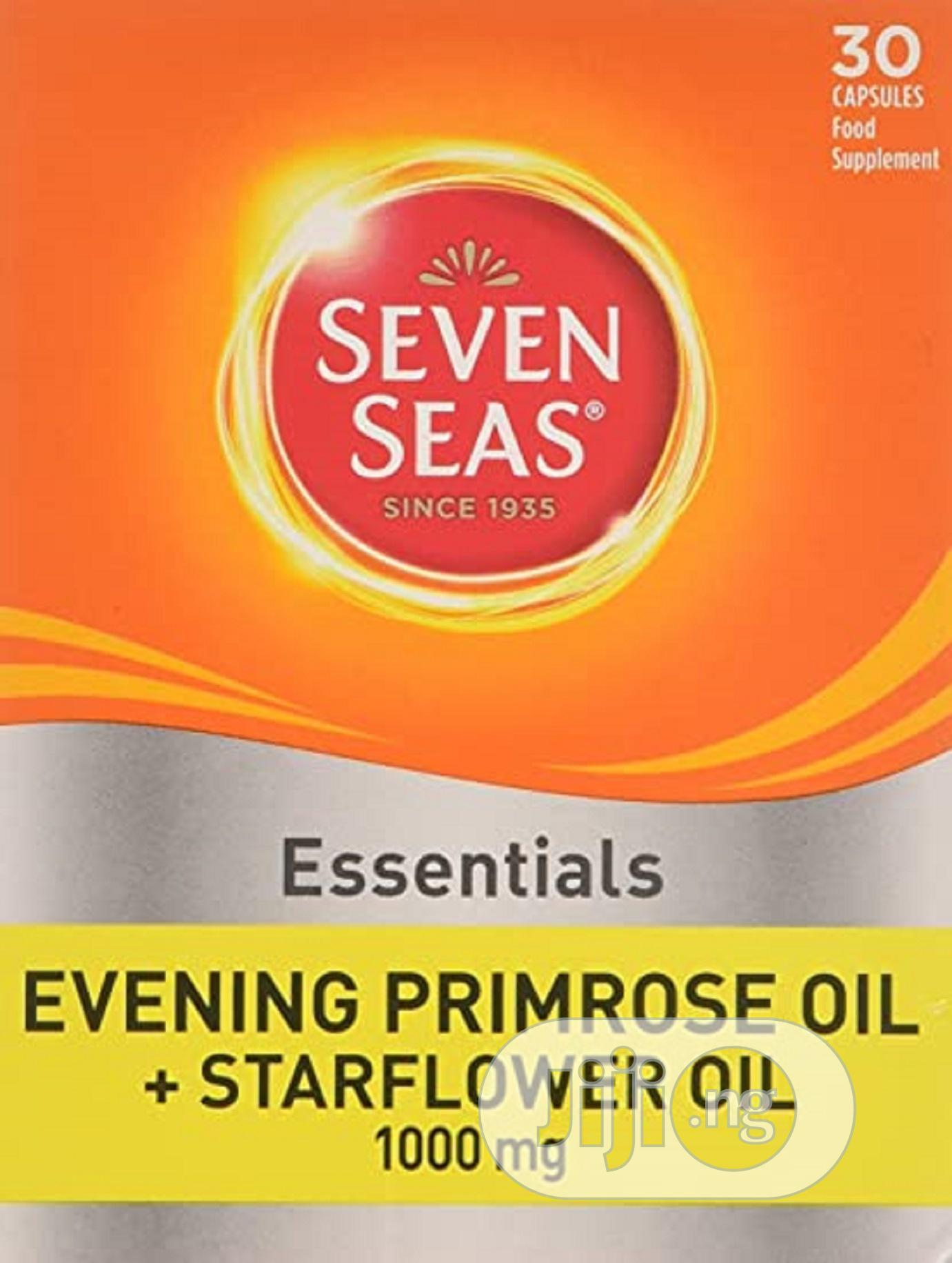 Seven Seas Evening Primrose Oil+Starflower Oil 1000mg 30caps