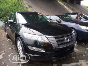 Honda Accord CrossTour 2010 EX-L AWD Black   Cars for sale in Lagos State, Apapa